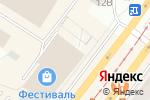 Схема проезда до компании Связной в Ангарске