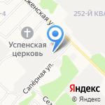 ВостСибТИСИЗ на карте Ангарска