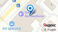Компания F!T SERVICE на карте