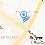 Averi на карте Ангарска