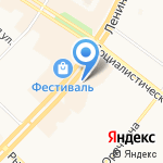 ЧёхочУтворЮ на карте Ангарска