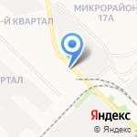 АвтоПрофит на карте Ангарска