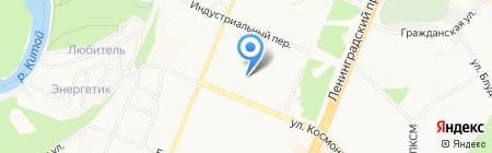 Аптекарь на карте Ангарска