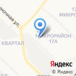 Иркутскпродкоп на карте Ангарска