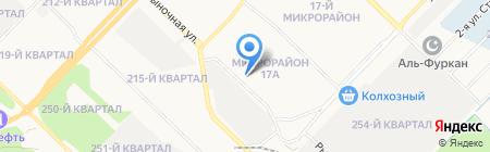 Светофор на карте Ангарска