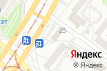 Схема проезда до компании БалтБет в Ангарске