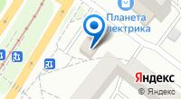 Компания Дельта Офис на карте