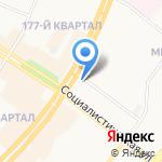Мир чудес на карте Ангарска