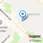 Ремцентр на карте Ангарска