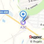 Романов А.Н. на карте Ангарска