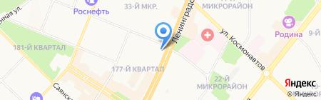 Дантист-М на карте Ангарска