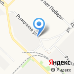 Blockpost на карте Ангарска