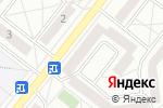 Схема проезда до компании Сфера в Ангарске