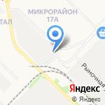 N&N на карте Ангарска
