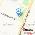 Рай Байкера на карте Ангарска