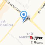 Pivkof на карте Ангарска