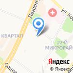 Oriflame на карте Ангарска