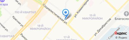 Shop & shop на карте Ангарска
