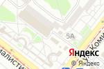 Схема проезда до компании Саянский бройлер в Ангарске