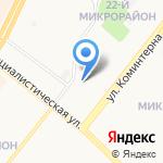 Mak Pari на карте Ангарска