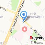 Sport Life на карте Ангарска