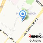 Автопрофиль на карте Ангарска