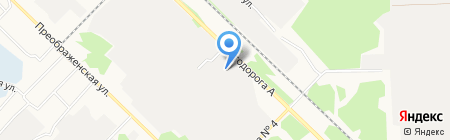 Двери.ru на карте Ангарска