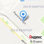 Top Paunt на карте Ангарска