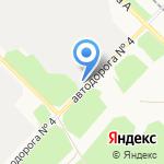 Электрокомплект на карте Ангарска
