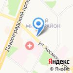 Стоматологический кабинет на карте Ангарска