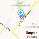 Совкомбанк на карте Ангарска