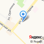 Агентство Недвижимости Прогресс на карте Ангарска
