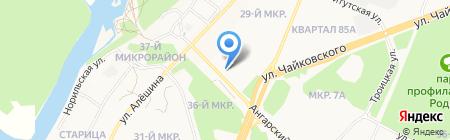 3D Art-studio на карте Ангарска