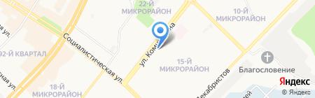Ваш Уют на карте Ангарска