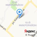 Твой дом на карте Ангарска