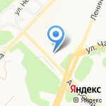 Первая Домостроительная Компания на карте Ангарска