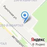 Megavolt на карте Ангарска