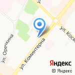 My story на карте Ангарска