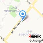 Триумф на карте Ангарска