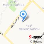 Центр народных ремесел на карте Ангарска