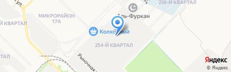 Shaman на карте Ангарска