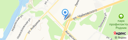 Herbalife на карте Ангарска
