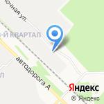 КРОНОС на карте Ангарска