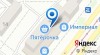 Компания Ладвери на карте
