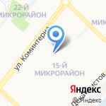Техэлектромонтаж на карте Ангарска