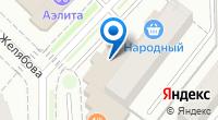 Компания КапРост на карте