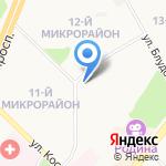 КонсультантПлюс на карте Ангарска
