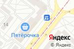 Схема проезда до компании Салон обуви в Ангарске