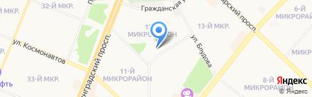 УФМС на карте Ангарска