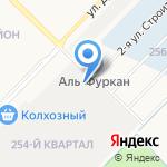 ПолимерХимПром на карте Ангарска